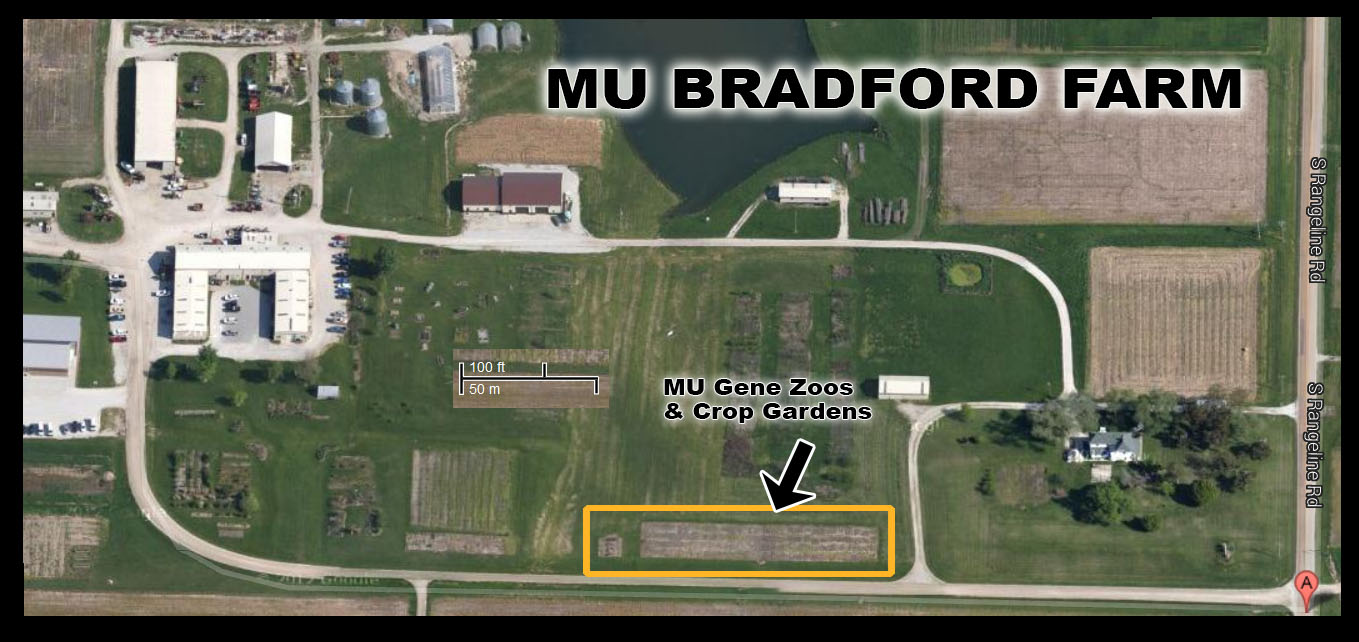 map of bradford farm